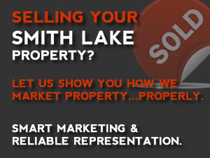 Selling Smith Lake Property