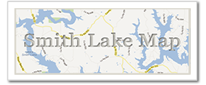 Smith Lake Alabama Map