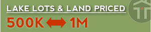 Smith Lake Lots & Land priced between 500k and 1 million