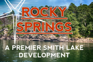 Rocky Springs lots for sale on Smith Lake
