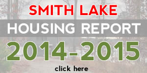 Smith Lake Real Estate Housing Report 2014-2015