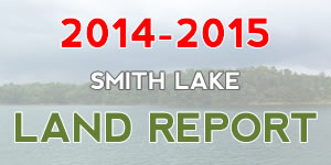 Smith Lake Real Estate Land Report 2014-2015