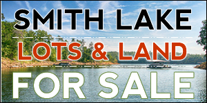Smith Lake Lots & Land For Sale